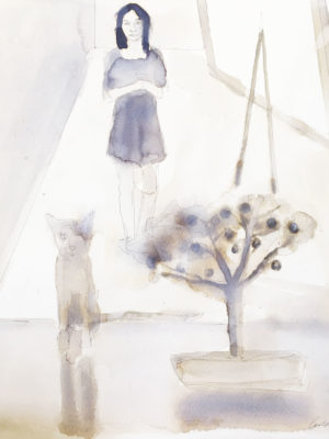 Working Concept Watercolour from Spirit House -